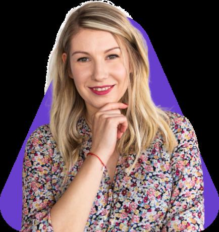 Veronika Konečná, support team Websupport