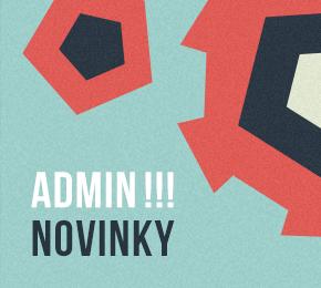 Novinky ve WebAdminu WebSupport.cz
