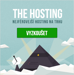 Férový a svobodný The Hosting od WebSupportu